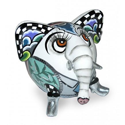 Toms Drag Elephant HATHI White-20