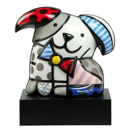 Romero Britto Porcelain Figure GINGER 21cm-20
