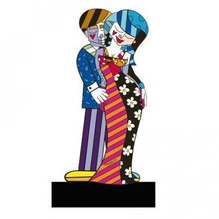 Romero Britto Porcelain Figure TONIGHT 68cm-20