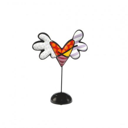 Romero Britto Porcelain Figure LOVE IS COLORFUL-20