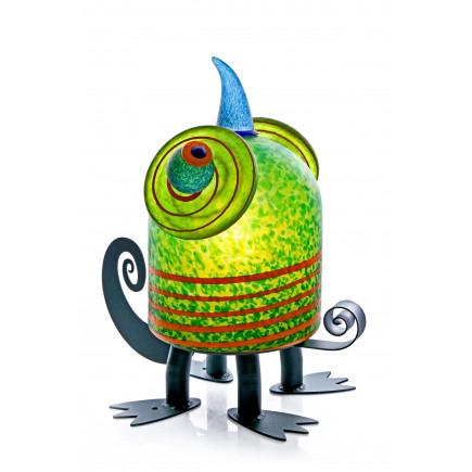 Borowski CHAMEO Outdoor Light Object Glass Art-20