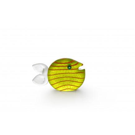 Borowski Paperweight Glass Art SNIPPY SMALL-20