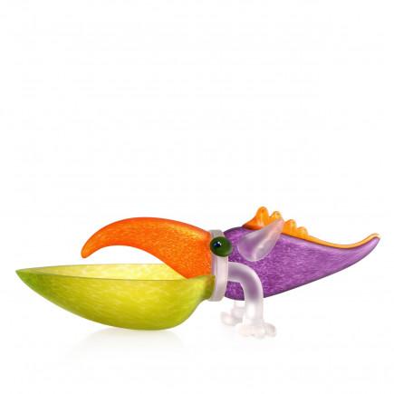 Borowski TUKAN Bowl Glass Art-20