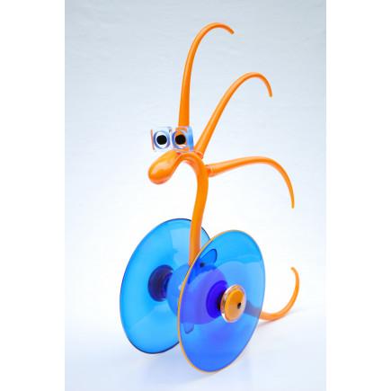 Fernando Agostinho DRAGON Glass Sculpture-20