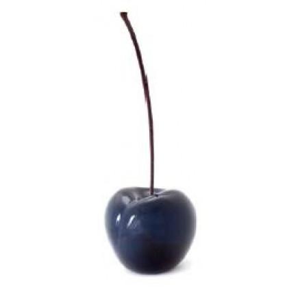Bull Stein Porcelain Midnight-blue Cherry M-20