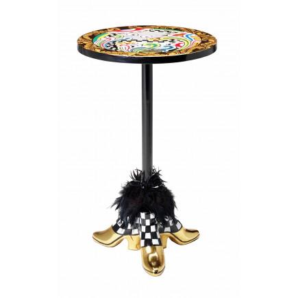 Toms Drag Side Table GOLD-20