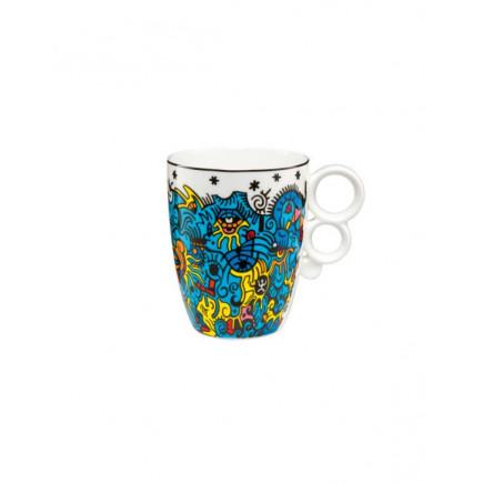 Billy the artist Porcelain Mug Celebration Deep Sea-20