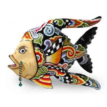 Toms Drag Fish figure OSCAR BLACK-20