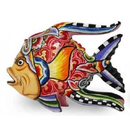 Toms Drag Fish figure OSCAR Red-20