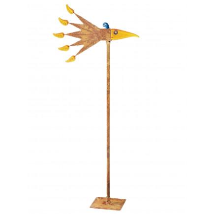 Borowski Outdoor Object Glass Art WIND BIRD-20