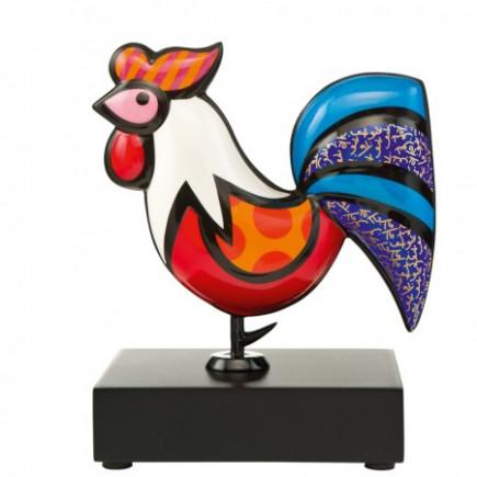 Romero Britto Porcelain Figure EARLY BIRD 1-20