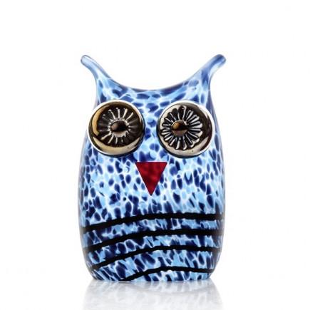 Borowski MINI OWL Paperweight Glass Art-20