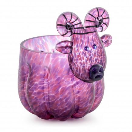 Borowski Bowl RAMY Glass Art-20