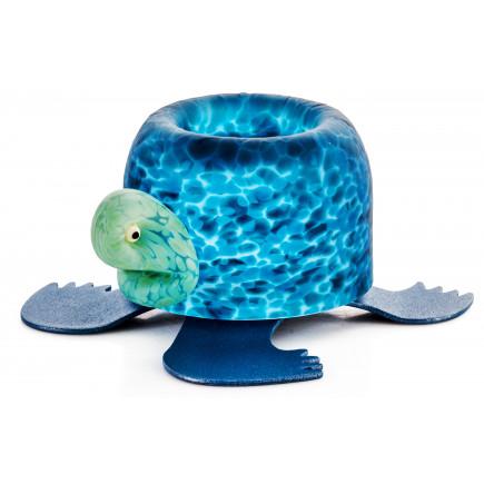 Borowski TURTLE Tea light Glass Art-20