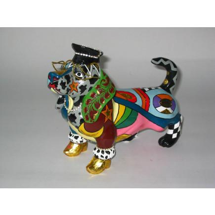 Toms Drag MR BEASLEY MINI Dog figure-20