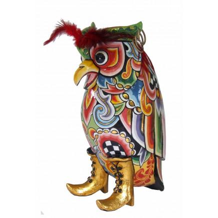 Toms Drag Owl Figure HUGO L-20