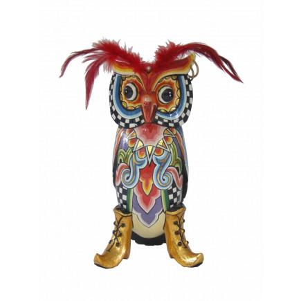 Toms Drag Owl Figure HUGO M-20