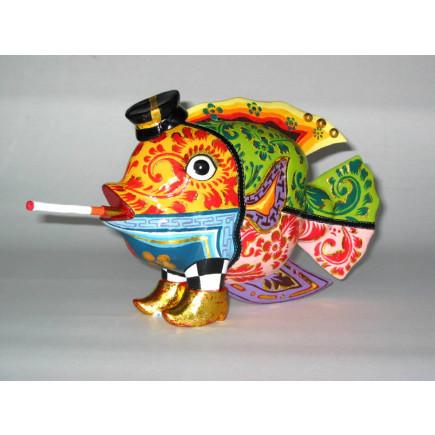 Toms Drag SAMY Fish figure 8cm-20