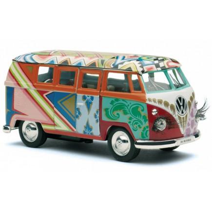 Toms Drag Volkswagen CAMPER VAN BULLY Scala 1:38-20