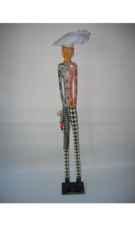 Toms Drag Figure CHEF MICHEL 150cm-20