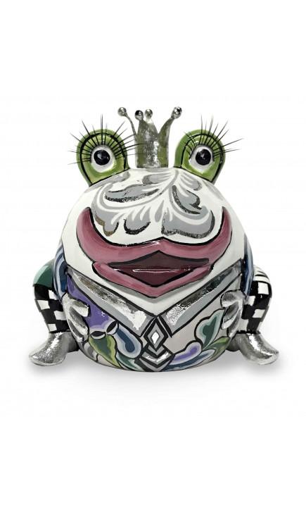 Toms Drag Frog King MARVIN White-20