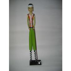 Golfer figure JACK XS