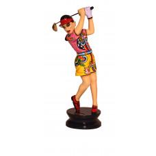 Golfer KATHERINE S