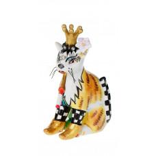 LITTLE CAROLINE  Princess Cat figure