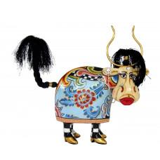 Cow Figure LORETTA M