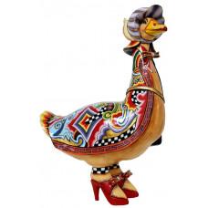 Goose Figure AMANDA XL