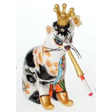 LITTLE VICTORIA  Princess Cat figure