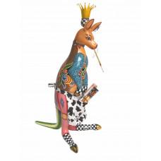 Kangaroo SKIPPY Sculpture