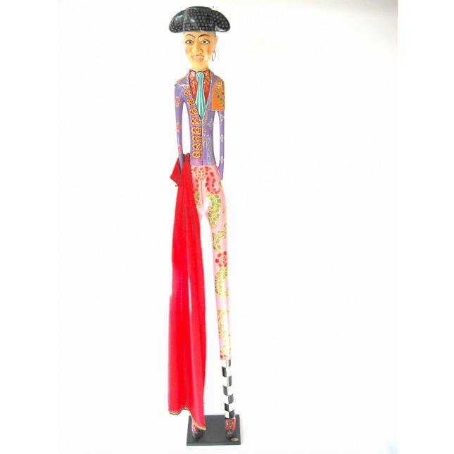 Toms Drag Escultura Español JOSÉ-35
