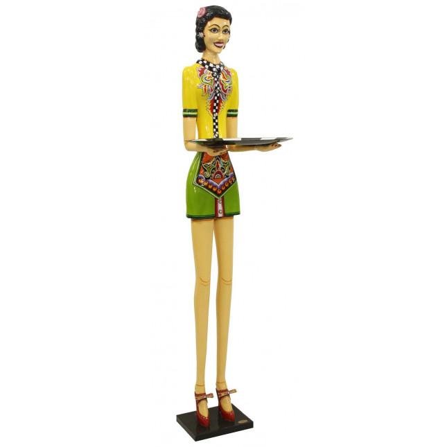 camarera betsy escultura toms drag company