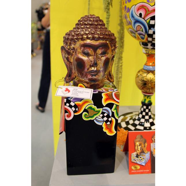 Toms Drag Escultura BUDA con pedestal S Edición Limitada-33