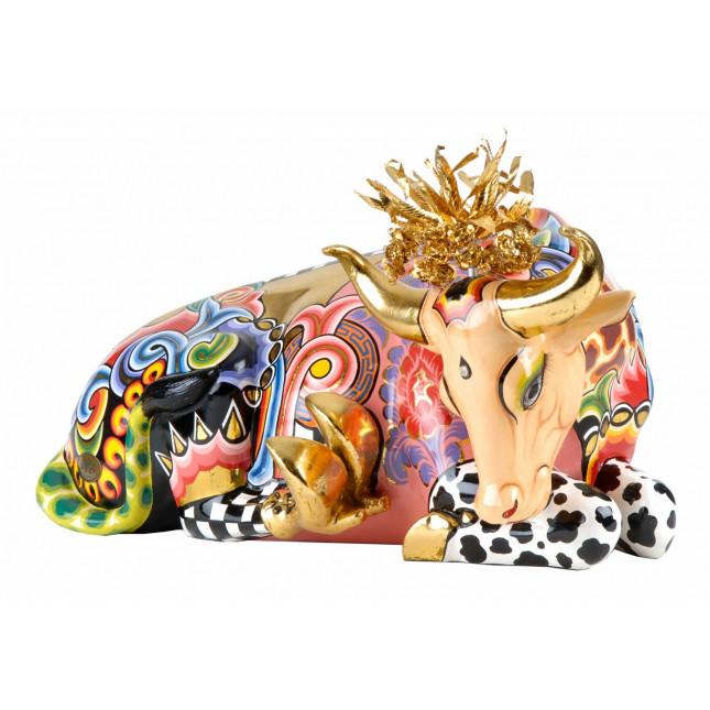 Toms Drag Escultura vaca SONIA Edición Limitada-311