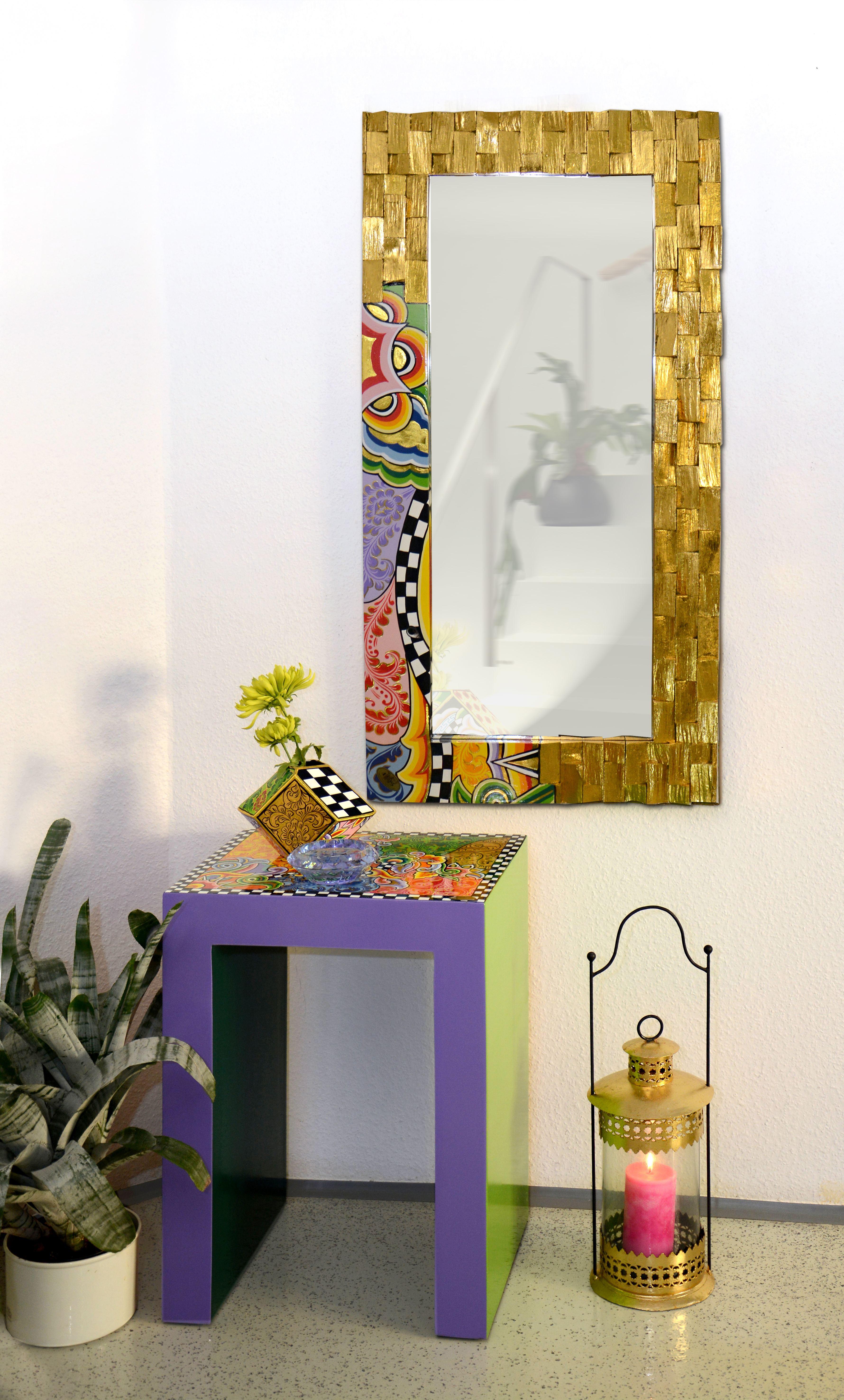 Toms Drag Espejo Dorado L 102150 Tienda Online
