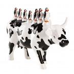 Cow Parade Vaca TRANSPORTE COLECTIVO-20
