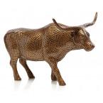 Cow Parade VACA Penny Bull-20