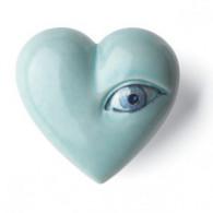 DenzHerz Corazón de porcelana ZYKLOP-20