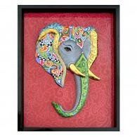 Toms Drag Cuadro Elefante 3D-20