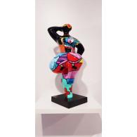 Juliani Collection MO Escultura Baila HER FREEDOM M 60cm-20
