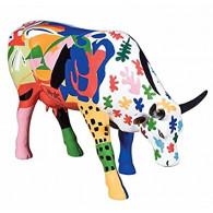 Cow Parade Vaca A LA MOOTISSE-20