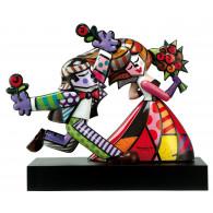 Romero Britto Figura de Porcelana SÍGUEME-20