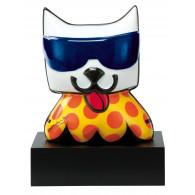 Romero Britto Figura de Porcelana LA CAT-20