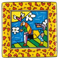 Romero Britto Bol de Porcelana CABALLO DANCER 8x8cm-20