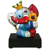 Romero Britto Figura de Porcelana ELEFANTE 13,5cm-20