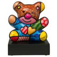 Romero Britto Figura de Porcelana OSO TRULY YOURS 12,5cm-20