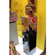 Toms Drag Escultura BUDA con pedestal L Edición Limitada-20