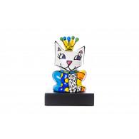 Romero Britto Figura de Porcelana Gata HER ROYAL HIGHNESS 14cm-20